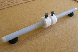 Fluoropolymer Rods