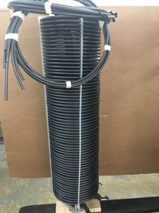 Core (Tube Side) Conductive H2 Heat Exchanger