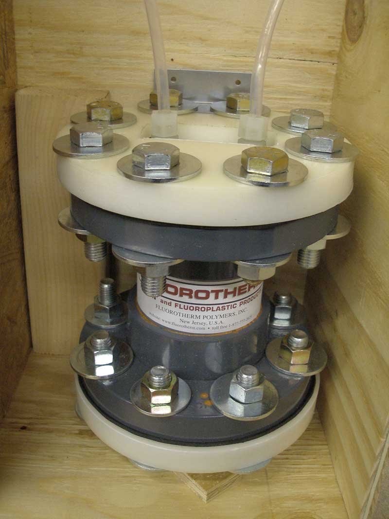 Shell and Tube Heat Exchanger | Fluorotherm com